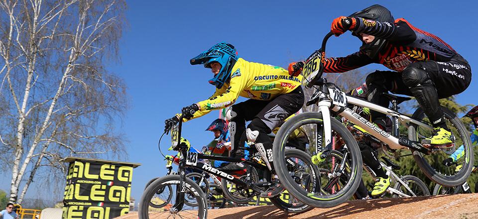 Circuito Italiano BMX: rinviate Vigevano (PV) e Creazzo (VI)