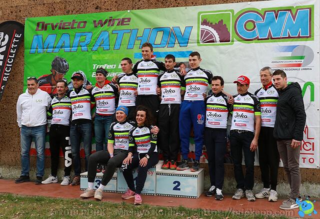 Jeko Umbria Marathon MTB 2019 - Leaders Orvieto