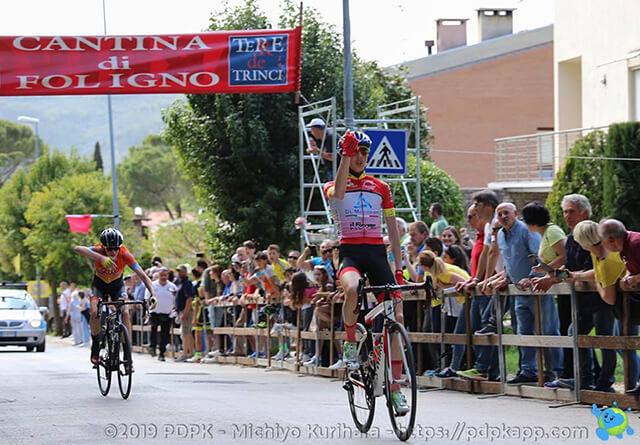 43 Coppa U.S. Belfiore Gran Premio Liberazione - Andrea Alfio Bruno