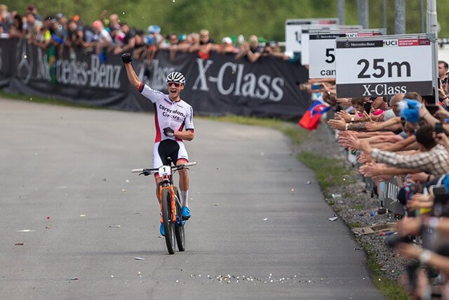 2019 UCI Mercedes-Benz MTB World Cup - Nove Mesto (CZE)