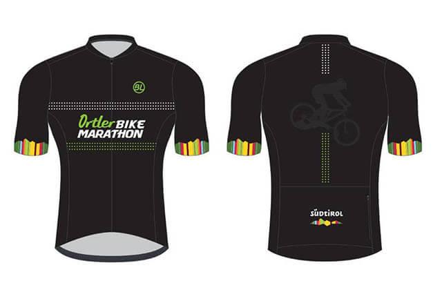Ortler Bike Marathon - Abbigliamento ufficiale 2019
