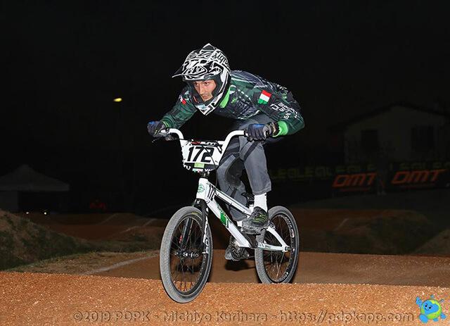 Circuito Italiano BMX Sangio 2019 - Matteo Grazian