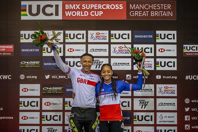 2019 UCI BMX Supercross World Cup Round 2