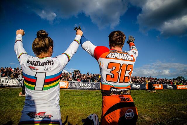 2019 UCI BMX Supercross World Cup Round 4