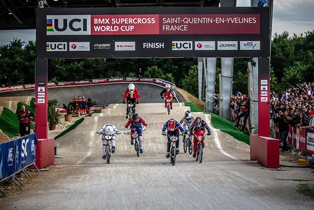 2019 UCI BMX Supercross World Cup Round 6