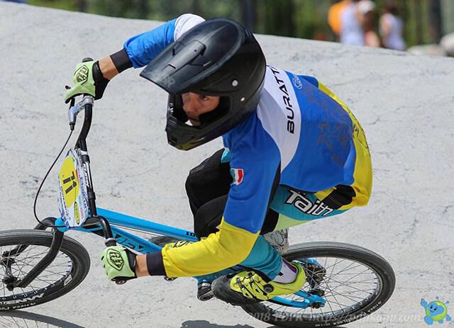 1° Cucco BMX 2018