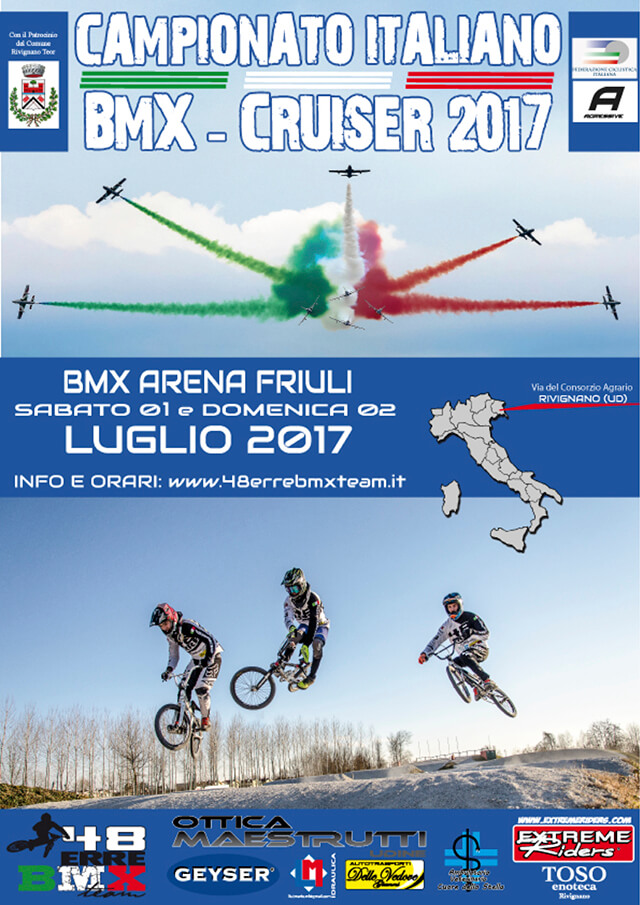 Campionato Italiano BMX 2017