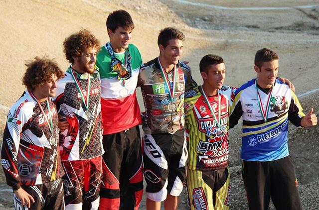 Campionato Italiano BMX Time Trial cat. Elite - Verona 2013