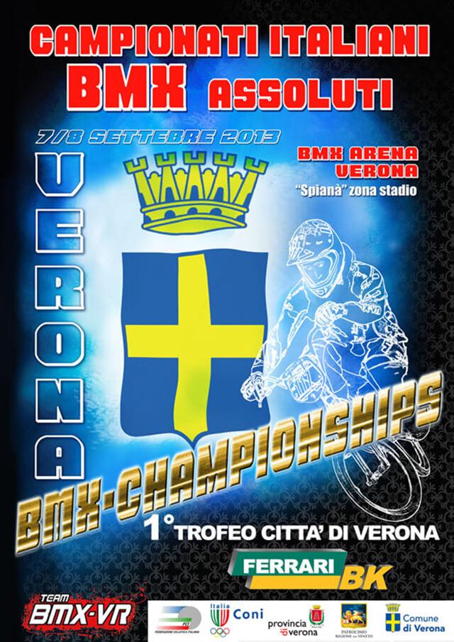 Campionato Italiano BMX 2013