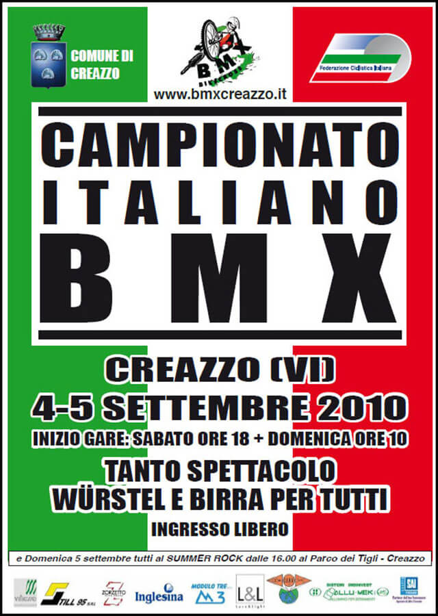Campionato Italiano BMX 2010