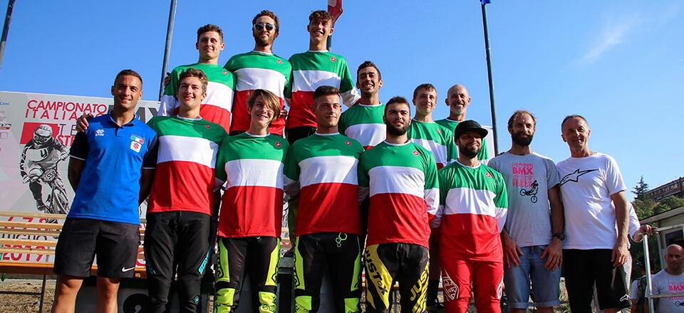Campionato Italiano BMX: Giacomo Fantoni conferma il Titolo Elite