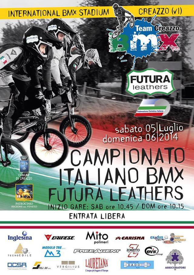 Campionato Italiano BMX 2014