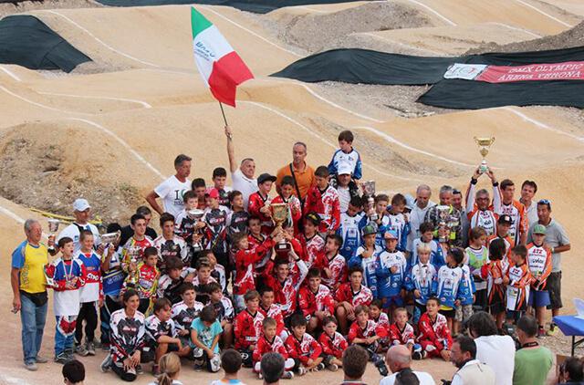 Campionato Italiano per Società Giovanissimi 2013