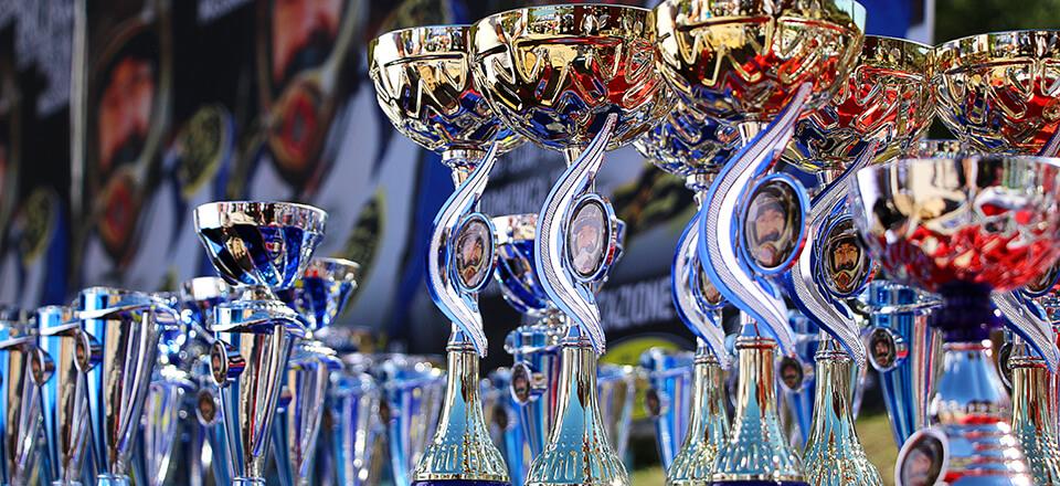 Trofeo Stefano Gargaglia: classifiche e fotografie