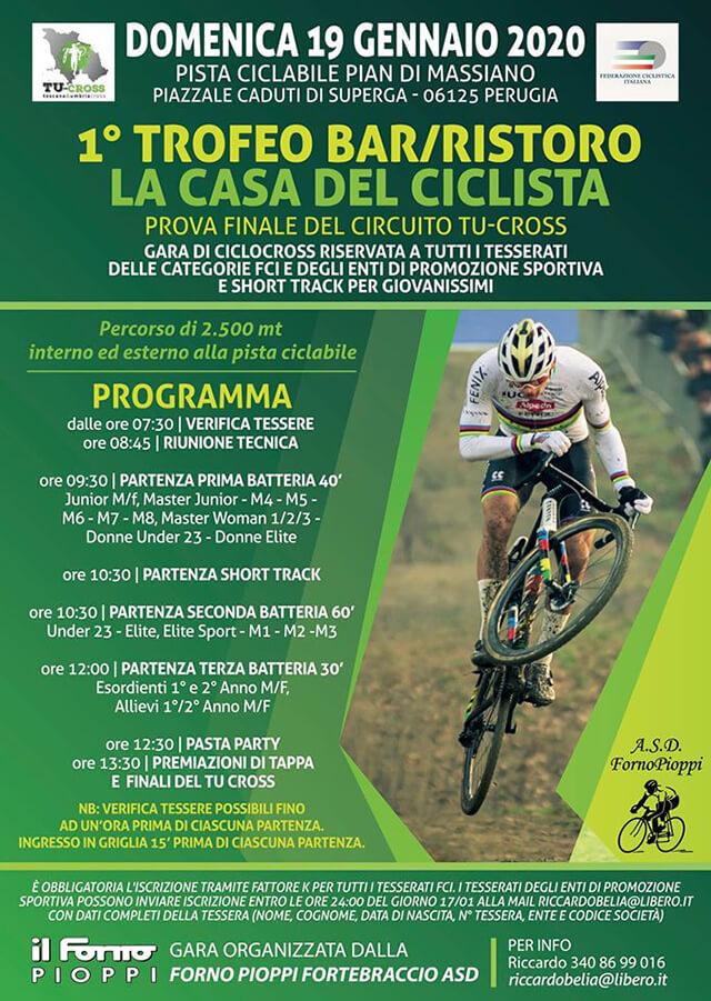 1° Trofeo Bar Ristoro La casa del Ciclista