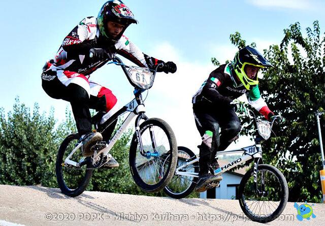 6° Prova Circuito Italiano BMX 2014 - Creazzo (VI)