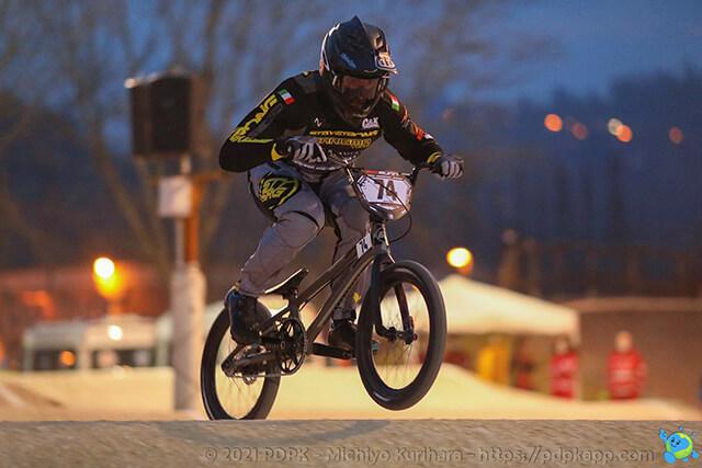 1° Prova Circuito Italiano BMX 2021 Creazzo (VI) - Mattia Furlan