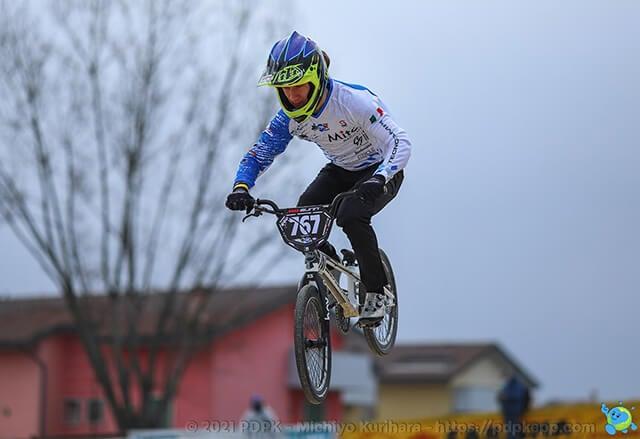 2° Prova Circuito Italiano BMX 2021 Creazzo (VI) - Albert Groppo