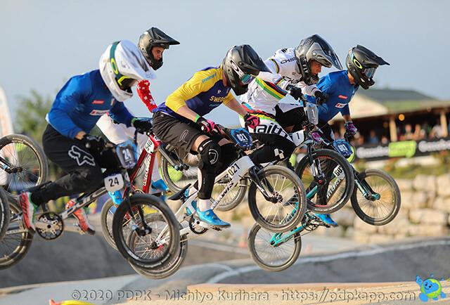 2020 UEC BMX European Cup 1 - 2 Men Junior