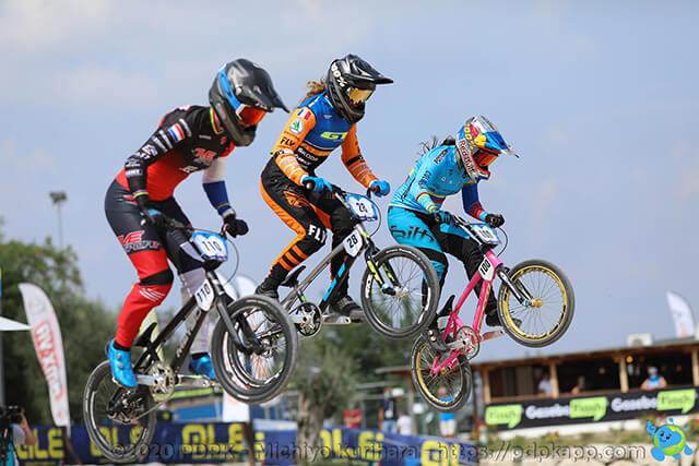 2020 UEC BMX European Cup 1-2 Women Junior e Women Elite