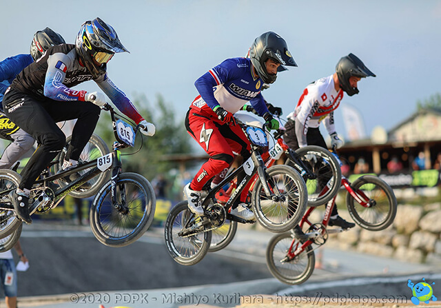 2020 UEC BMX European Cup 1 - 2 Men Elite