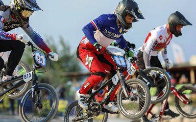 UEC BMX European Cup – Verona: André + Clerté e Smulders (x2)